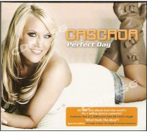Cascada : PERFECT DAY / WHAT HURTS THE MOST 2CD Edition Album